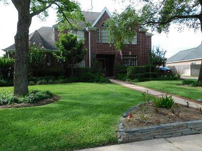 Sugar Land Single Family Home For Sale: 3114 W Autumn Run Circle
