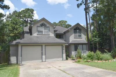 The Woodlands Single Family Home For Sale: 192 N Mill Trace Drive