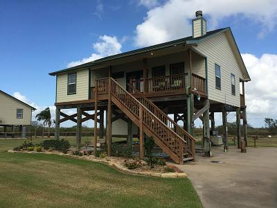 Matagorda Single Family Home For Sale: 1369 Fm 2031