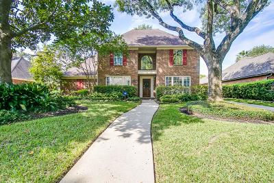 Kingwood Single Family Home For Sale: 3303 Woodland View Drive