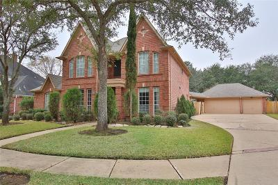 Sugar Land Single Family Home For Sale: 3010 Quiet Creek Court