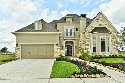 Missouri City Single Family Home For Sale: 10310 Deerpark Drive