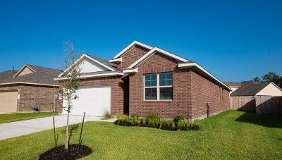 New Caney Single Family Home For Sale: 18153 Woodpecker Trail