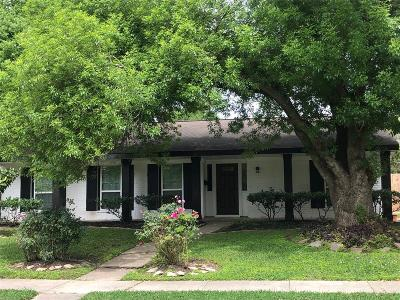 Houston Single Family Home For Sale: 5630 McKnight Street