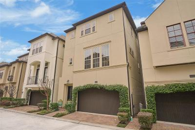 Houston Single Family Home For Sale: 1624 Upland Lakes