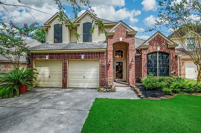 Kingwood Single Family Home For Sale: 5310 Willow Knoll Court