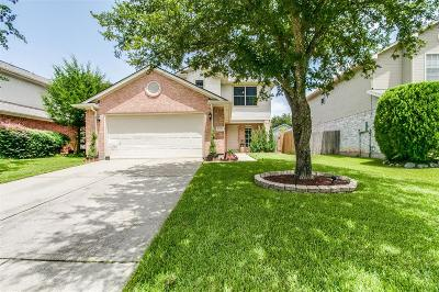 Tomball Single Family Home For Sale: 18110 Drum Heller Lane