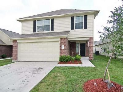Houston Single Family Home For Sale: 12014 Gregory Crossing Way