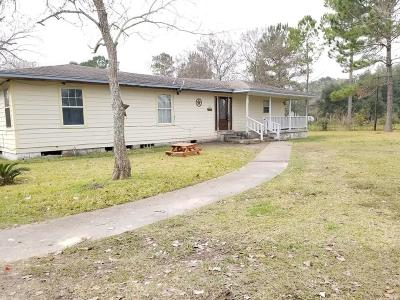 Manvel Single Family Home For Sale: 4602 Mustang Road