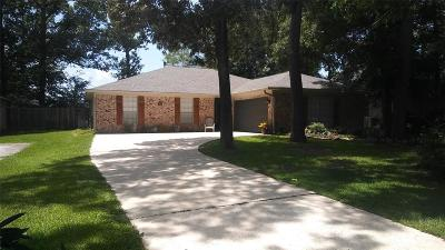Conroe Single Family Home For Sale: 407 Rolling Hills Drive