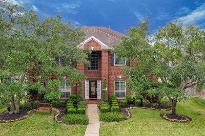 Harris County Single Family Home For Sale: 16227 Rolling View Trail