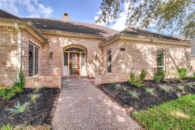 Houston Single Family Home For Sale: 726 Windbreak Trail