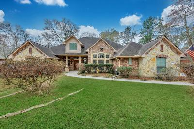 Magnolia Single Family Home For Sale: 5819 Pacco Lane