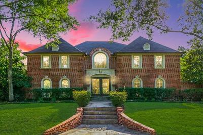 Sugar land Single Family Home For Sale: 90 Pipers Walk