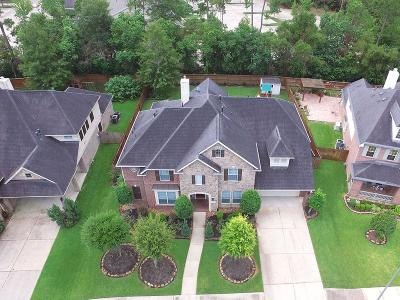 Humble Single Family Home For Sale: 18010 Crescent Royale Way