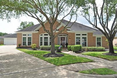 Richmond Single Family Home For Sale: 1407 Lake Pauline Court
