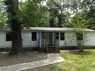 Huffman Single Family Home For Sale: 87 Lone Pine Drive