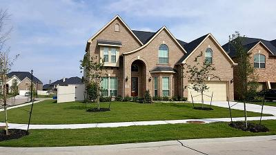 Rosenberg Single Family Home For Sale: 1018 Mysterium Lane