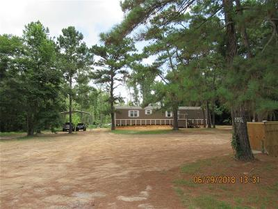 Liberty Single Family Home For Sale: 2300 Fm 563