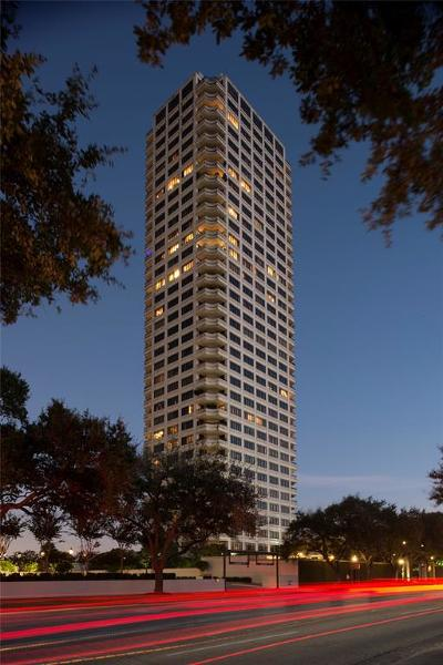 Houston Mid/High-Rise For Sale: 2121 Kirby Drive #19W