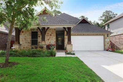 Porter Single Family Home For Sale: 4540 Argonne Woods Drive
