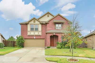 Katy Single Family Home For Sale: 2903 Coastal Prairie Lane
