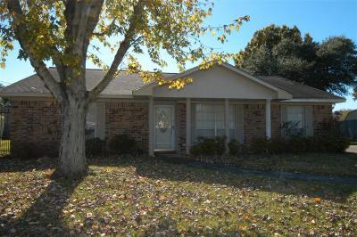 Deer Park Single Family Home For Sale: 3705 Nedith Lane