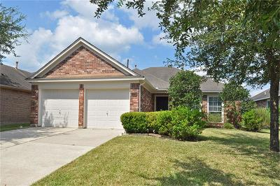 Kingwood Single Family Home For Sale: 22016 Knights Cove