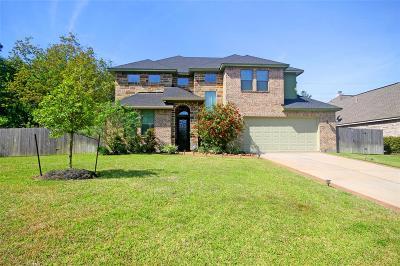 Spring Single Family Home For Sale: 16203 Lobo Lane