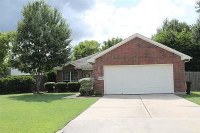 Crosby TX Single Family Home For Sale: $174,500