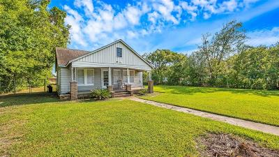 Texas City Single Family Home For Sale: 2621 2nd Avenue N