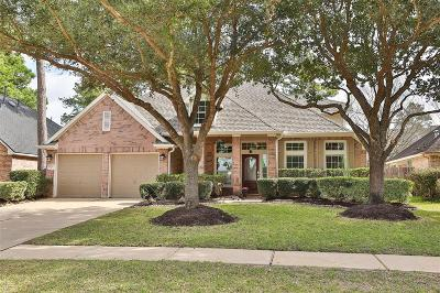 Cypress Single Family Home For Sale: 15810 Cypress Hall Drive