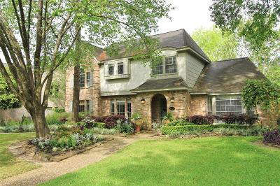 Kingwood Single Family Home For Sale: 4227 Cedar Valley Drive