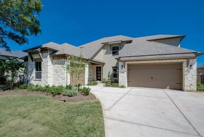 Katy Single Family Home For Sale: 2745 Saddlehorn Trail