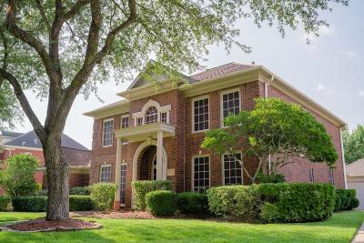 Sugar Land Single Family Home For Sale: 2923 Oakland Drive