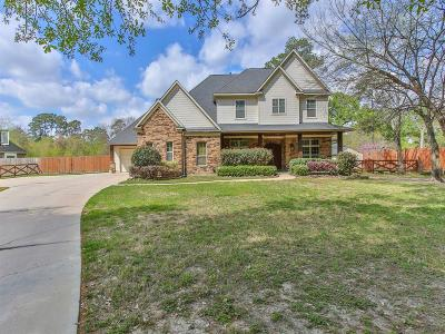 Cypress TX Single Family Home For Sale: $626,000