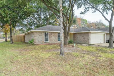 Houston Single Family Home For Sale: 8146 Sweetgum Trace Drive