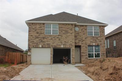 Conroe Single Family Home For Sale: 2296 Ivy Wall Drive
