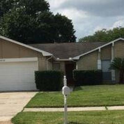 Houston Single Family Home For Sale: 9922 Golden Meadow Drive