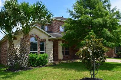 Manvel Single Family Home For Sale: 3019 Derrick Lane