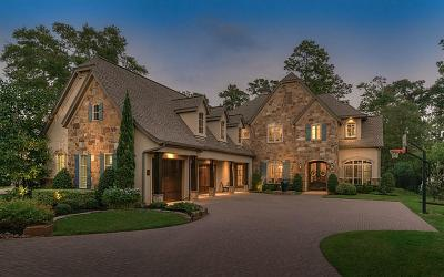 The Woodlands Single Family Home For Sale: 38 Player Point