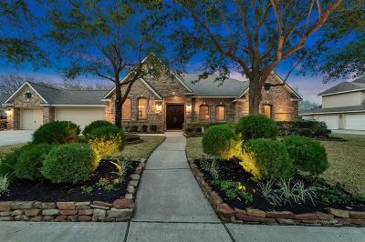 Katy Single Family Home For Sale: 23814 Legendary Lane Drive