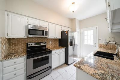 Houston TX Condo/Townhouse For Sale: $250,900