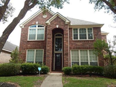 Cinco Ranch Single Family Home For Sale: 22510 Jutewood Lane