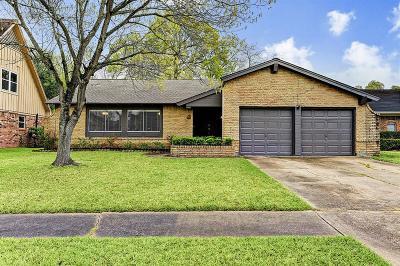 Houston Single Family Home For Sale: 854 Ramada Drive
