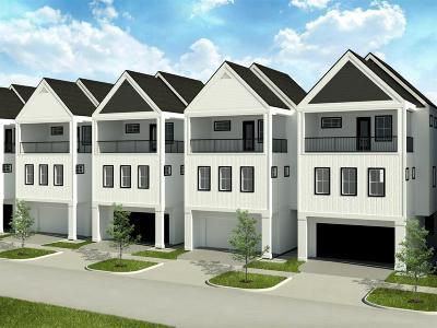 Single Family Home For Sale: 420 N Live Oak Street #B