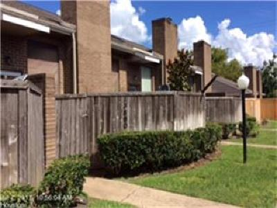 Houston Condo/Townhouse For Sale: 13890 Hollowgreen
