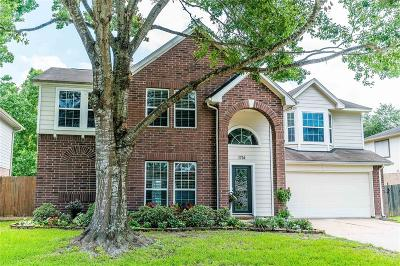 Kemah Single Family Home For Sale: 1714 Oak Valley Drive