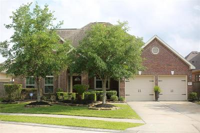 League City Single Family Home For Sale: 2603 Cliffmont Lane