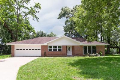 Alvin Single Family Home For Sale: 810 McGinty Street